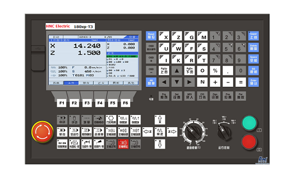 180xp-T3 CNC controller for Turning Machine